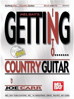 Getting into Country Guitar Books and CDs | Guitar, Guitar Tab