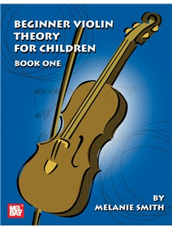 Beginner Violin Theory for Children, Book One Books | Violin