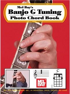 Banjo G Tuning Photo Chord Book Books | Banjo