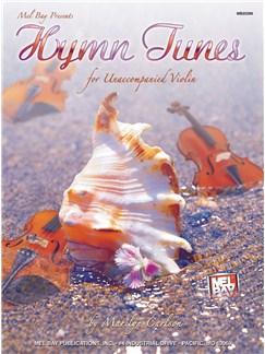 Hymn Tunes for Unaccompanied Violin Books | Violin