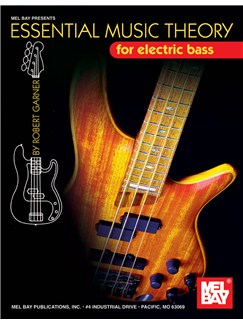 Essential Music Theory for Electric Bass Books | Bass Guitar