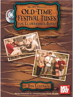 Dan Levenson: Old Time Festival Tunes For Clawhammer Books and CDs | Banjo