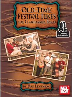 Old-Time Festival Tunes For Clawhammer Banjo Books | Banjo