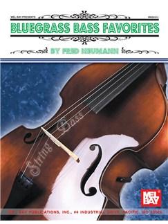 Bluegrass Bass Favorites Books | Violin