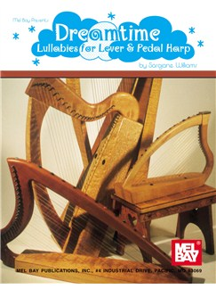 Dreamtime: Lullabies for Lever and Pedal Harp Books | Harp