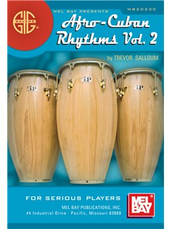 Gig Savers: Afro-Cuban Rhythms, Vol. 2 Books | Percussion