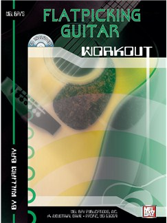 Flatpicking Guitar Workout Books and CDs | Guitar