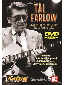 Tal Farlow: Live At Bowling Green State University DVDs / Videos | Guitar