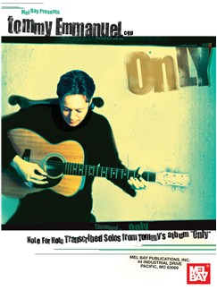 Tommy Emmanuel: Only Books | Guitar, Guitar Tab