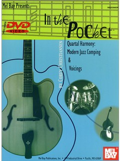 In The Pocket: Quartal Harmony - Modern Jazz Comping and Voicings Books and CDs | Mandolin
