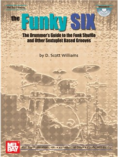 Funky Six Books and CDs | Drums