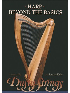 Laurie Riley: Harp - Beyond The Basics DVDs / Videos | Harp