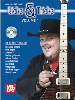 Licks and Tricks, Volume 1 Books and CDs | Guitar