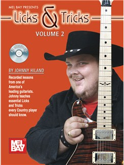 Licks and Tricks, Volume 2 Books and CDs | Guitar