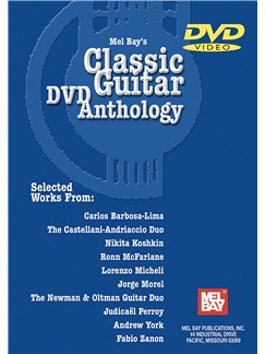 Classic Guitar DVD Anthology DVDs / Videos | Guitar