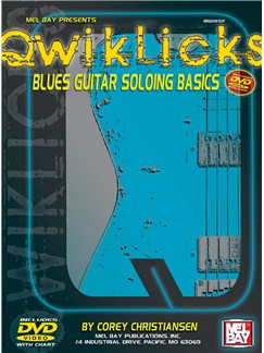Blues Guitar Soloing Basics Books and DVDs / Videos | Guitar