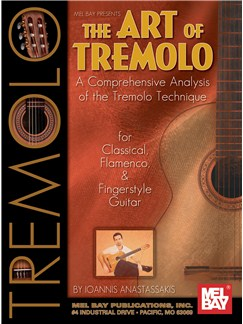 The Art of Tremolo Books | Guitar, Guitar Tab