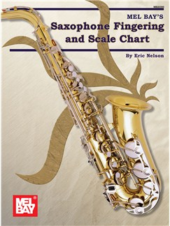 Saxophone Fingering And Scale Chart  | Saxophone