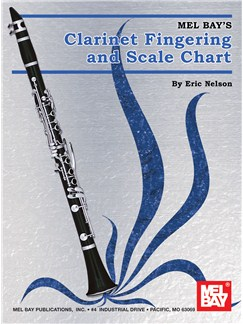 Clarinet Fingering And Scale Chart  | Clarinet