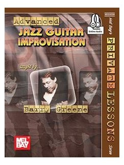 Advanced Jazz Guitar Improvisation (Book/Online Audio) Books | Guitar