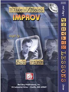 Blues/Rock Improv Books and CDs | Guitar