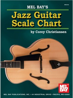 Jazz Guitar Scale Chart  | Guitar