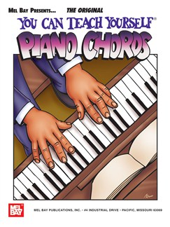 You Can Teach Yourself Piano Chords Books | Piano