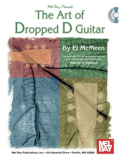 El McMeen: The Art Of Dropped D Guitar Books and CDs | Guitar