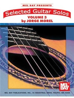 Selected Guitar Solos: Volume 3 Books | Guitar