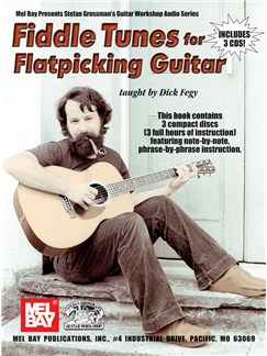 Fiddle Tunes For Flatpicking Guitar Books and CDs | Guitar