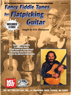 Fancy Fiddle Tunes For Flatpicking Guitar Books and CDs | Guitar