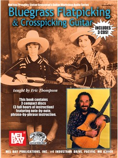 Bluegrass Flatpicking & Crosspicking Guitar Books and CDs | Guitar