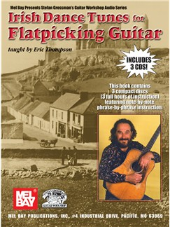 Irish Dance Tunes for Flatpicking Guitar Books and CDs | Guitar