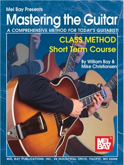 Mastering the Guitar Class Method Short Term Course Books | Guitar, Guitar Tab