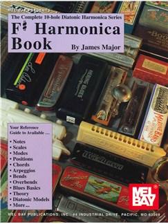 Complete 10-Hole Diatonic Harmonica Series: F# Books | Harmonica