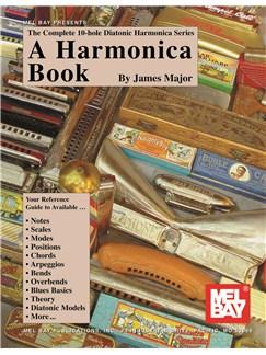 Complete 10-Hole Diatonic Harmonica Series: A Books | Harmonica
