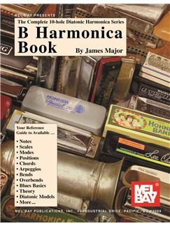 Complete 10-Hole Diatonic Harmonica Series: B Flat Books | Harmonica