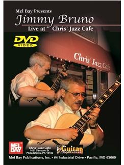 Jimmy Bruno Live At Chris' Jazz Café: Volume 1 DVDs / Videos   Guitar