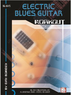 Electric Blues Guitar Workout Books | Guitar, Guitar Tab