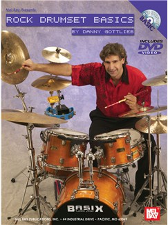 Rock Drumset Basics Books and DVDs / Videos | Drums