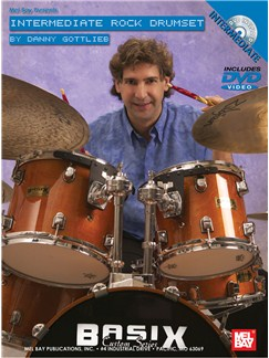 Intermediate Rock Drumset Books and DVDs / Videos | Drums