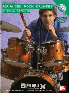 Advanced Rock Drumset Books and DVDs / Videos | Drums