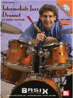Intermediate Jazz Drumset Books and DVDs / Videos | Drums