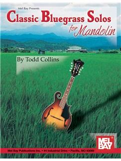 Classic Bluegrass Solos For Mandolin Books | Mandolin