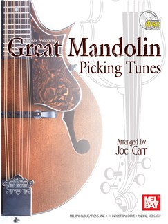 Great Mandolin Picking Tunes Books and CDs | Mandolin