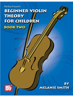 Beginner Violin Theory for Children, Book Two Books | Violin