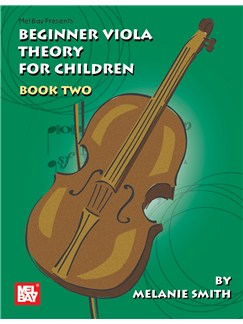 Beginner Viola Theory for Children, Book Two Books | Viola