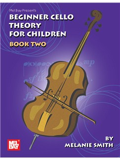 Beginner Cello Theory for Children, Book Two Books | Cello