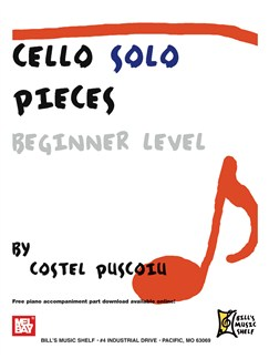 Cello Solo Pieces, Beginner Level Books | Cello