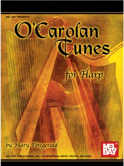 O'Carolan Tunes for Harp Books | Harp